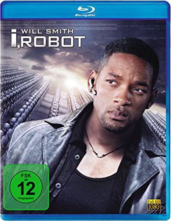 Roboter Filme I Robot Will Smith